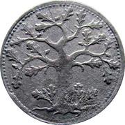 5 Pfennig (Offenbach am Main) – revers