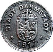 10 pfennig (Darmstadt) [HESSEN] – avers