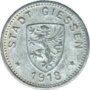 10 Pfennig (Giessen) [Stadt, Hessen] – avers