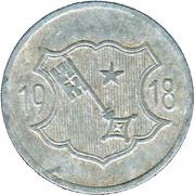 10 Pfennig (Worms) [Stadt, Hessen] – revers