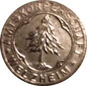 5 Pfennig (Welzheim) [Private, Württemberg, Amtskörperschaft] – avers