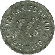 10 (Kirchheim unter Teck) [Stadt, Württemberg] – revers