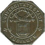 10 Pfennig (Tübingen) [Stadt, Württemberg] – avers