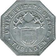 50 Pfennig (Tübingen) [Stadt, Württemberg] – avers