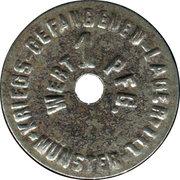 1 Pfennig (Münster) [POW, Westfalen, Münster III] – avers