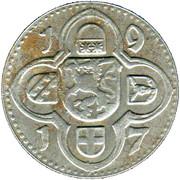 10 pfennig nécessité (Lauterbach) – revers