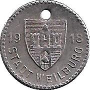 5 Pfennig (Weilburg am Lahn) [Stadt, Hessen-Nassau] – avers