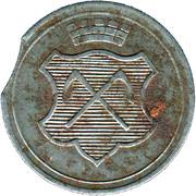 10 Pfennig (Bad Homburg vor der Huehe) – revers