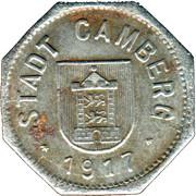 10 Pfennig (Camberg) [Stadt, Hessen-Nassau] – avers