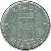 50 Pfennig (Witten) [Stadt, Westfalen] – avers