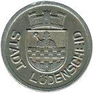 50 Pfennig (Lüdenscheid) [Stadt, Pfalz] – avers