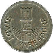 50 Pfennig (½ Mark) (Warendorf) [Stadt, Westfalen] – avers