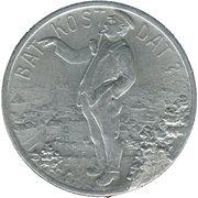 2 Million Mark (Menden) [Stadt, Westfalen] – revers