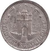 25 Pfennig (Burgsteinfurt) [Stadt, Westfalen] – avers