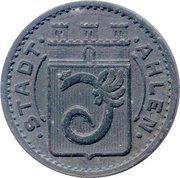 50 Pfennig (Ahlen) – avers