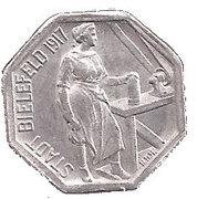 5 Pfennig (Bielefeld) [Private, Westfalen, Stadtsparkasse] – avers