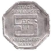 5 Pfennig (Bielefeld) [Private, Westfalen, Stadtsparkasse] – revers