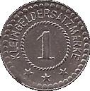 1 Pfennig (Fulda) [Stadt, Hessen-Nassau] – revers