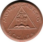 25 Pfennig (Münsterberg) [Stadt, Schlesien] – avers