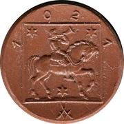 50 Pfennig (Gross-Wartenberg) [Landkreis, Niederschlesien] – revers