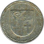 10 Pfennig (Marienwerder) [Stadt, Westpreußen] – revers