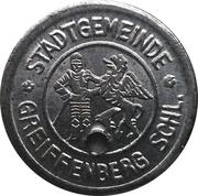 1 Pfennig (Greiffenberg - Notgeld) – revers