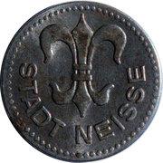 10 Pfennig (Neisse) [Stadt, Schlesien] – avers