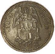 10 Pfennig Thorn Stadt (Westpreussen) – avers