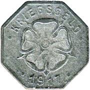5 Pfennig (Lippe) [Handelskammer, Free State] -  revers