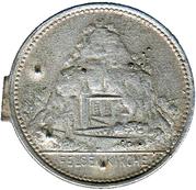 25 Pfennig (Oberstein) [Oldenburg-Birkenfeld] – revers