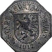 5 Pfennig (Neustadt an der Haardt) [Stadt, Pfalz] -  avers