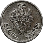 5 Pfennig (Ratibor) [Stadt Silesia] – avers