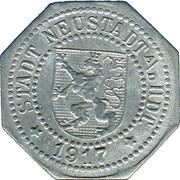 20 Pfennig (Neustadt an der Haardt) [Stadt, Pfalz] – avers