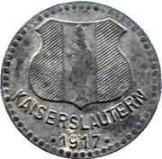 50 Pfennig (Kaiserslautern) – avers