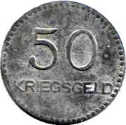 50 Pfennig (Kaiserslautern) – revers