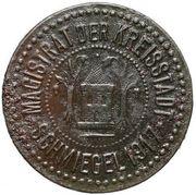50 Pfennig (Schmiegel) [Stadt, Posen] – avers