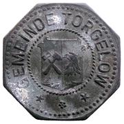10 Pfennig (Torgelow) [Gemeinde, Pommern] – avers