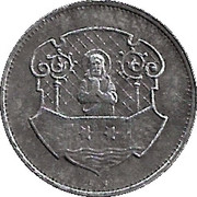 10 Pfennig (Cammin) – revers