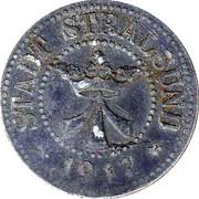 50 Pfennig (Stralsund) – avers