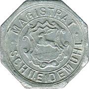 10 Pfennig (Schneidemühl) [Stadt, Posen] – avers