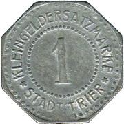 1 Pfennig (Trier) [Stadt, Rheinprovinz] – revers