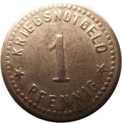 1 pfennig (Gotha) – revers