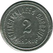 2 Pfennig (Ohrdruf) [POW, Sachsen-Coburg-Gotha) – avers