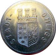 50 Pfennig (Ohligs) [Stadt, Rheinprovinz] – avers