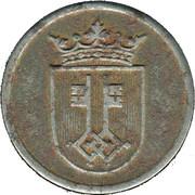 10 Pfennig (Wittlich) [Kreis, Rhineprovinz] – revers