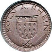 10 Mark Franz Stollenwerk ( Notgeld ) – revers