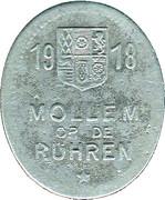 15 Pfennig (Mülheim an der Ruhr) [Strassenbahn, Rheinprovinz] – avers