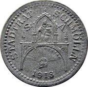5 Pfennig (Schmölln) [Stadtrat, Sachsen-Altenburg] – avers