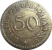 50 Pfennig (Wyk) [Spar.- und Leihkasse, Schleswig-Holstein] – avers