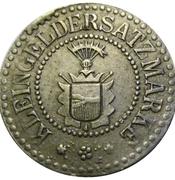 5 Pfennig Neumünster [Private, Schleswig-Holstein, Bankverein] – revers